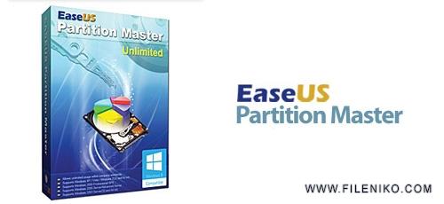 easeus partition master free edition دانلود