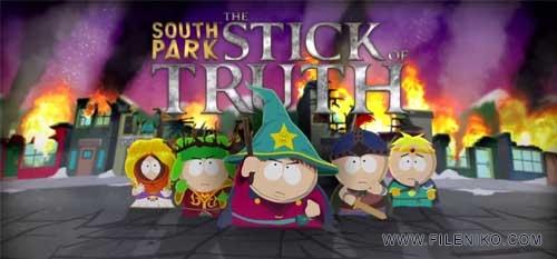 south park - دانلود بازی Southpark Stick of Truth برای PC