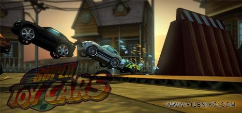 super toy cars - دانلود بازی Super Toy Cars برای PC بازی سوپر ماشین اسباب بازی