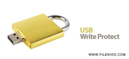 usb write protect - دانلود USB Write Protect v2.0.0  محافظت فلش در برابر ویروس ها