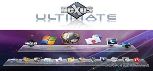 Winstep Nexus - دانلود Winstep Nexus Ultimate 18.8  دسترسی سریع به برنامه ها
