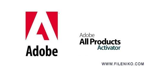 adobe activator - دانلود Adobe All Products Activator x86/x64  کرک محصولات Adobe