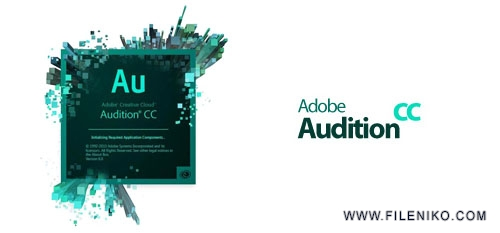 adobe audition cc - دانلود Adobe Audition CC 2019 v.12.1.2.3 ویرایشگر صدا