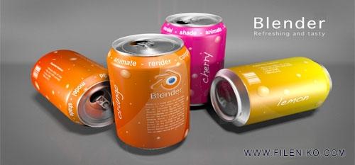 blender - دانلود Blender 2.81a  طراحی انیمیشن های سه بعدی