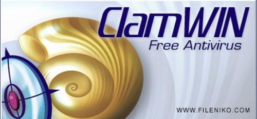 clam antivirus - دانلود ClamWin Free Antivirus 0.99.0  آنتی ویروس قدرتمند و رایگان
