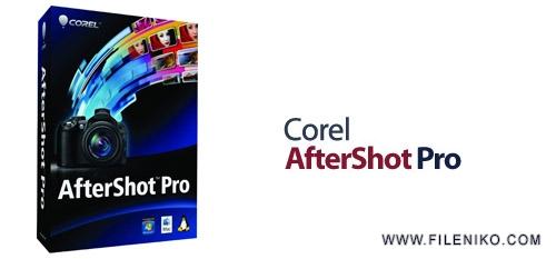 corel aftershot - دانلود Corel AfterShot Pro 3.6.0.380  نرم افزار مدیریت عکس