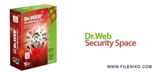 dr.web security space - دانلود Dr.Web Security Space 11.0.7.04020  بسته امنیتی Dr.Web