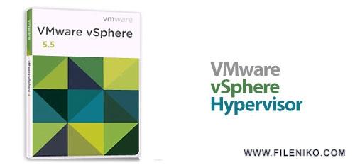 esxi 5.5 - دانلود VMware ESXi 5.5 Update 3  هیولای مجازی ساز VMWare