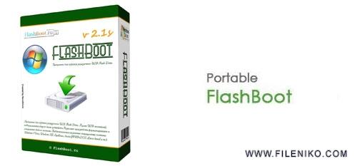 flash boot - دانلود FlashBoot 3.2r ابزاری برای ساخت USB فلش بوت از منابع مختلف