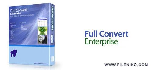 full convert enterprise - دانلود Full Convert Enterprise 18.09.1480 کامل ترین ابزار تبدیل دیتابیس ها