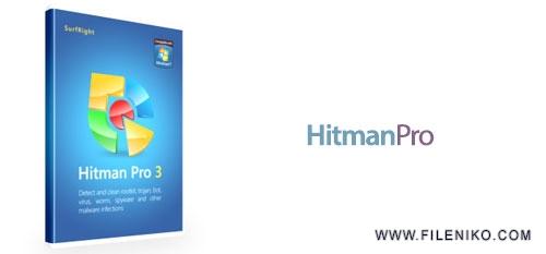 hitman pro - دانلود Hitman Pro 3.7.18 Build 284 x86/x64  اسکن نرم افزار های مخرب