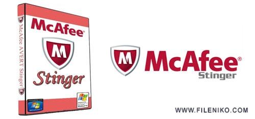 mcafee stinger - دانلود McAfee Stinger 12.1.0.3257 پاکسازی ویندوز از ویروس ها