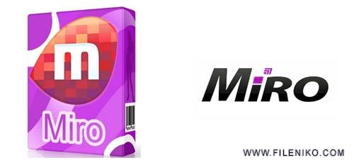 miro - دانلود Miro 6.0 Final دانلود و مشاهده ی فایلهای ویدیویی