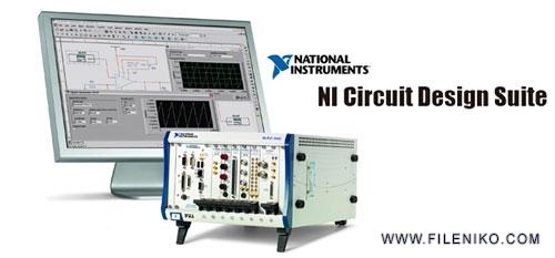 ni circuit design - دانلود NI Circuit Design Suite 14.1  طراحی مدارهای الکترونیکی