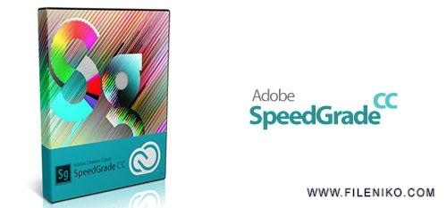 speed grade cc - دانلود Adobe SpeedGrade CC 2015 9.1.0  ویرایش و تدوین حرفه ای فیلم