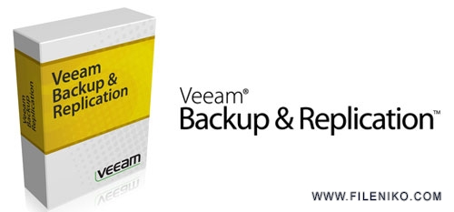 veeam - دانلود Veeam Backup and Replication 9.5.4.2615 Update 4  پشتیبان گیری از سرورهای مجازی