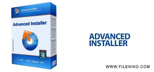advanced installer - دانلود Advanced Installer Architect 15.3.0  ساخت فایل نصب