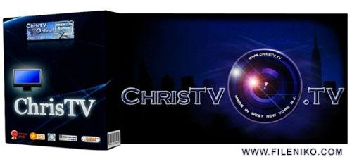 chris TV - دانلود ChrisTV Online Premium Edition 11.20  تلویزیون اینترنتی