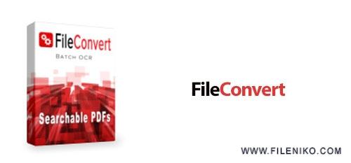 file convert - دانلود FileConvert Professional Plus 10.2.0.28 ساخت اسناد PDF