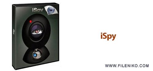 ispy - دانلود iSpy 7.1.3.0  تبدیل وب کم به دوربین مدار بسته