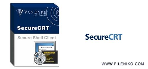 secure crt - دانلود VanDyke SecureCRT 8.5.0 Build 1740 x86/x64  نرم افزار شبیه ساز ترمینال ویندوز