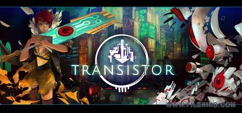 transistor - دانلود Transistor :: بازی اکشن برای PC ::