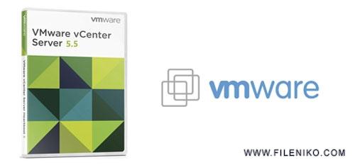 vmware vcenter server - دانلود VMware vCenter Server 5.5 Update 3  مدیریت زیرساخت مجازی بر پایه VMware