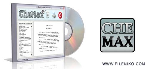 che max - دانلود CheMax 17.9  کد تقلب برای بازی ها