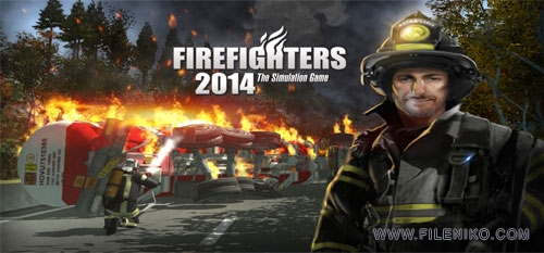 fire fighters - دانلود Firefighters 2014 :: بازی شبیهساز آتشنشانی 2014 ::
