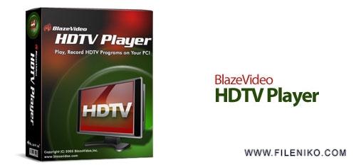 hdtv player - دانلود BlazeVideo HDTV Player Professional 6.6.0.4  پخش فیلمهای HD