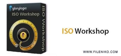 iso workshop - دانلود ISO Workshop 9.0 مشاهده ایمیج و ایمیج گیری از CD و DVD