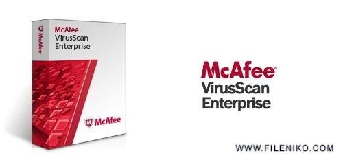 mcafee virus scan - دانلود McAfee VirusScan Enterprise v8.8 Patch 11  نرم افزار آنتی ویروس مک آفی انترپرایز