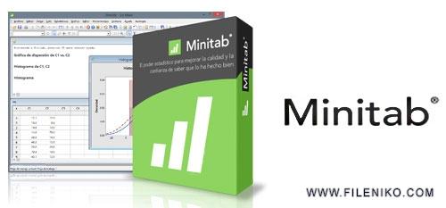 minitab - دانلود Minitab 19.1 نرم افزار تخصصی آمار و کنترل کیفیت
