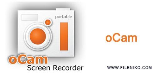 ocam - دانلود oCam Pro 455.0  تهیه عکس و فیلم از صفحه دسکتاپ