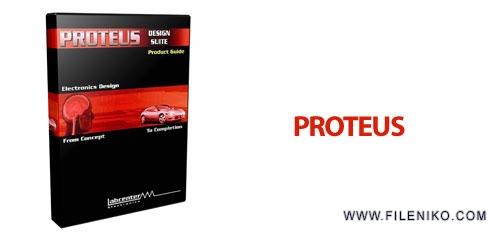 proteus - دانلود Proteus Pro 8.7 SP3  ابزار طراحی مدارهای الکترونیکی