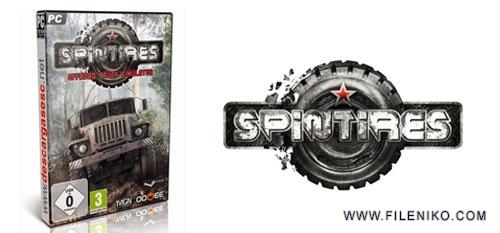 spintires - دانلود SpinTires :: بازی شبیهساز رانندگی با ماشینهای سنگین ::