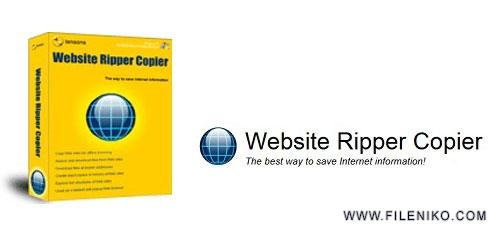 website ripper copier - دانلود Website Ripper Copier 3.9 :: نرم افزار دانلود کامل یک سایت ::