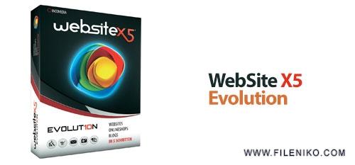 website x5 - دانلود Incomedia WebSite X5 Pro 17.1.2.0 ابزار طراحی وب