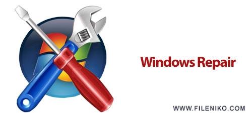 windows repair - دانلود Windows Repair Pro 4.3.0  ابزار تعمیر ویندوز
