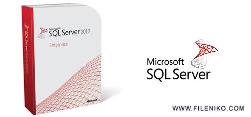 sql server 2012 - دانلود  SQL Server 2012 Enterprise Edition SP3  اس کیو ال سرور 2012 نرم افزار مدیریت پایگاه داده