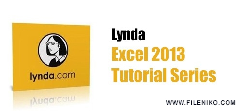Excel 2013 Tutorial Series 500x230 - دانلود Lynda Excel 2013 Tutorial Series دوره های آموزشی اکسل 2013