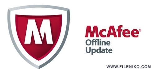 mcafee offline update - دانلود McAfee VirusScan Offline Update  آپدیت آفلاین آنتی ویروس مکافی
