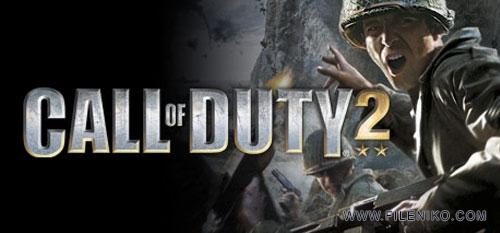 call of duty 2 - دانلود بازی Call Of Duty 2 برای PC