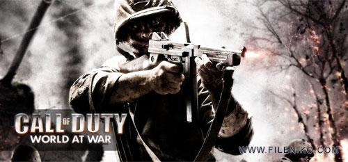 call of duty 5 - دانلود بازی Call of Duty 5 World at War برای PC