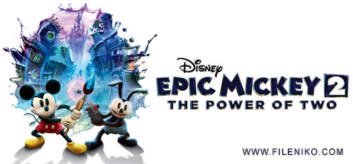 epic mickey - دانلود بازی Epic Mickey 2 - The Power of Two برای PC ::