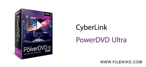 CyberLink PowerDVD Ultra 500x230 - دانلود CyberLink PowerDVD Ultra 19.0.1807.62 نرم افزار نمایش با کیفیت فیلم های ویدئویی