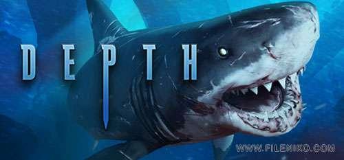 Depth - دانلود بازی Depth برای PC  بازی مهیج شکار کوسه ها