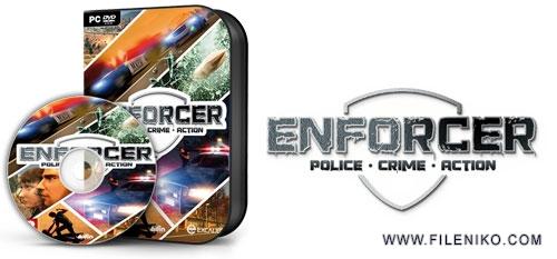 Enforcer Police Crime Action - دانلود بازی Enforcer Police Crime Action برای PC