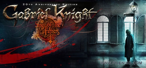 Gabriel Knight Sins of the Fathers - دانلود بازی Gabriel Knight Sins of the Fathers برای PC