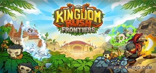 Kingdom Rush Frontier - دانلود بازی Kingdom Rush Frontiers 1.3.4 :: برای اندروید به همراه دیتا ::